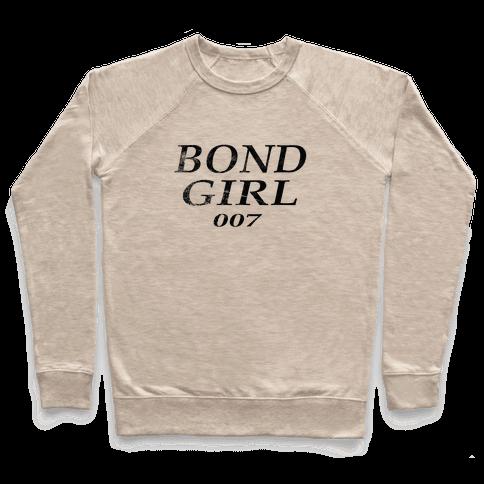 Bond Girl Pullover