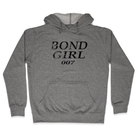 Bond Girl Hooded Sweatshirt