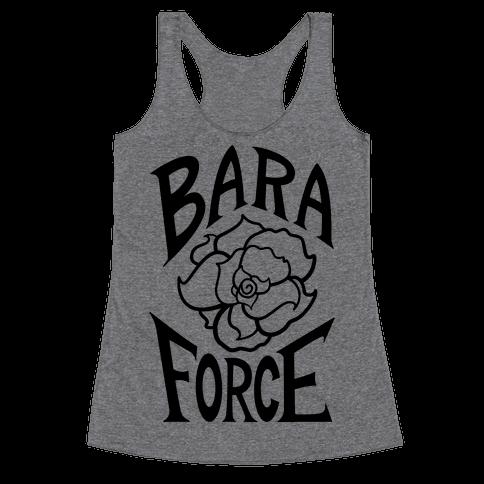 BARA FORCE Racerback Tank Top