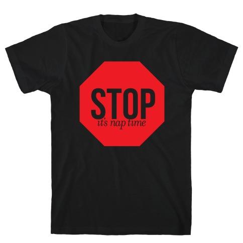 It's Nap Time T-Shirt
