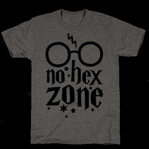 No Hex Zone Mens T-Shirt