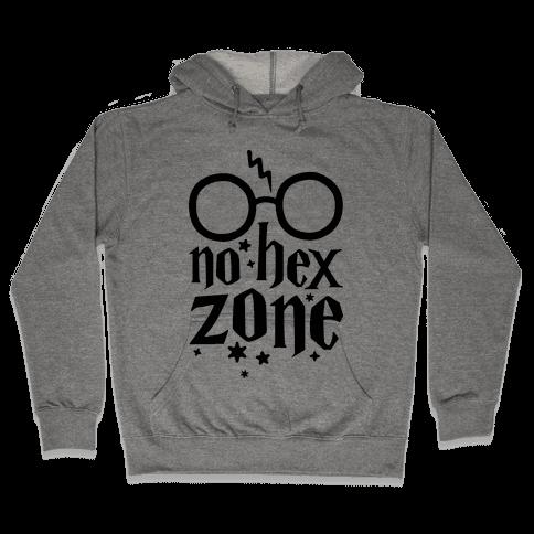 No Hex Zone Hooded Sweatshirt