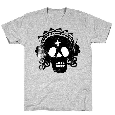 Sugar Skull Bride T-Shirt
