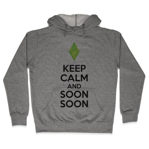 Soon Soon Hooded Sweatshirt