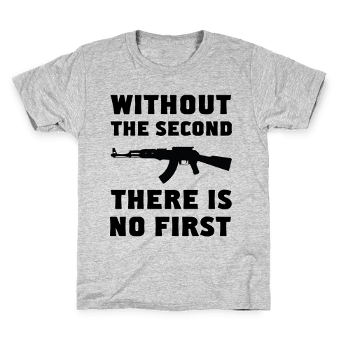 Without the Second Kids T-Shirt