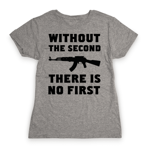 Without the Second Womens T-Shirt