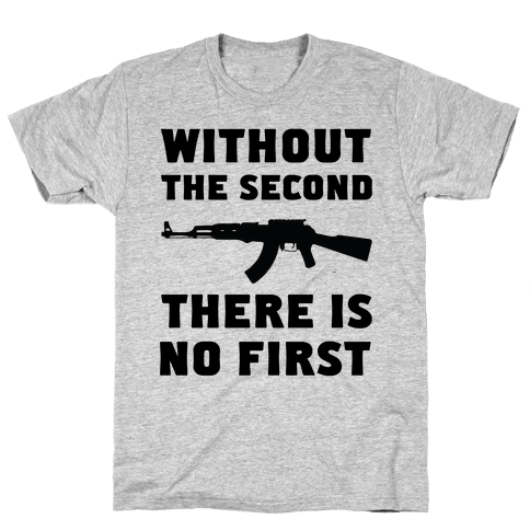Without the Second Mens T-Shirt