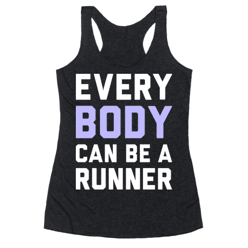 Every Body Can Be A Runner
