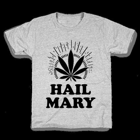 Hail Mary Kids T-Shirt