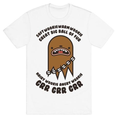 Soft Wookie Warm Wookie T-Shirt