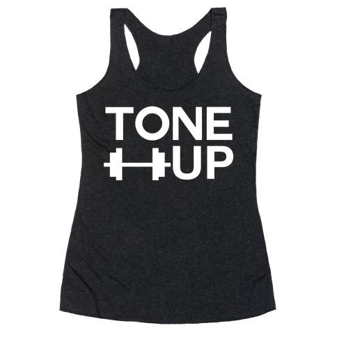 Tone Up Racerback Tank Top
