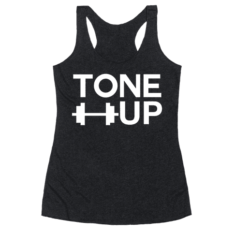 Tone Up Racerback Tank Top