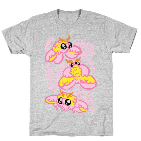 Rosy Maple Moths T-Shirt