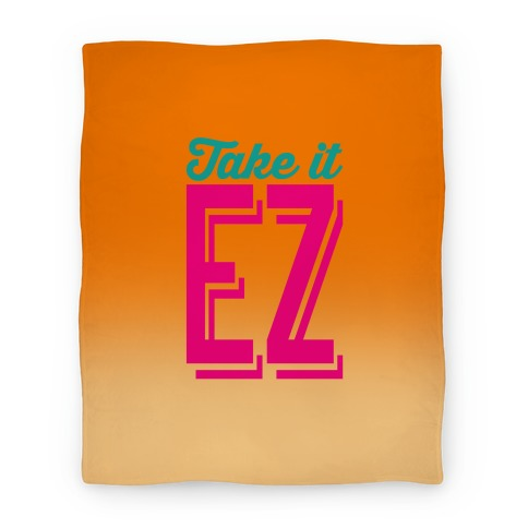 Take It EZ Blanket