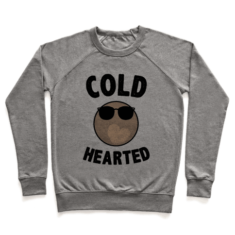 Cold Hearted Pluto Pullover