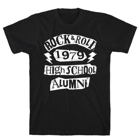 Rock And Roll High School Alumni T-Shirt