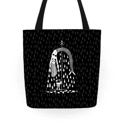 Mermaid Hunter Tote