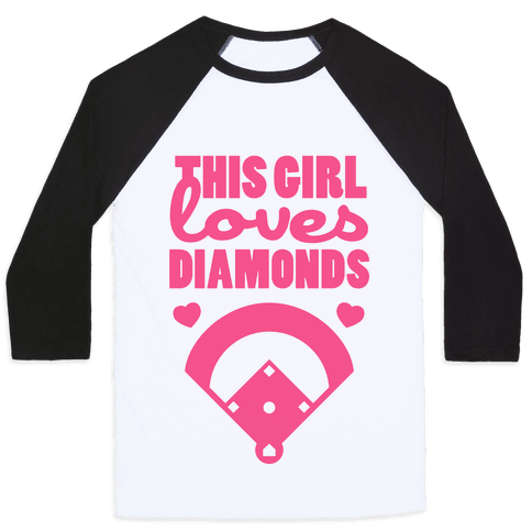 This Girl Loves (Baseball) Diamonds