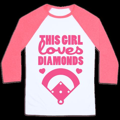 This Girl Loves (Baseball) Diamonds
