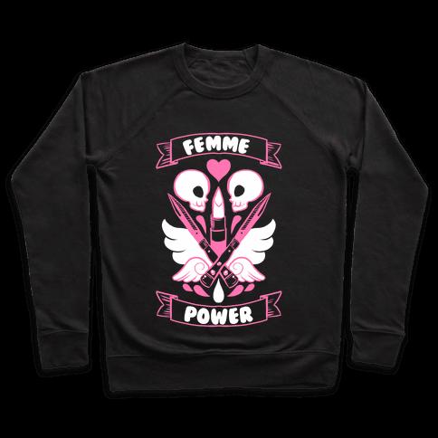 Femme Power Pullover