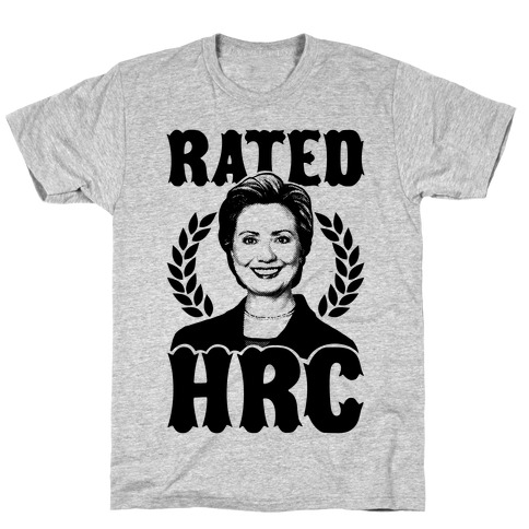Rated HRC Mens T-Shirt