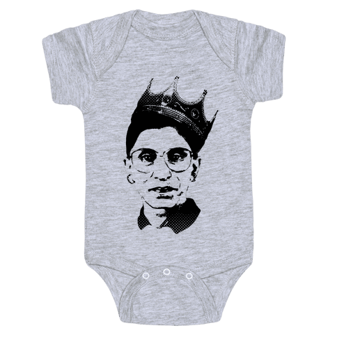 Notorious R.B.G. Baby Onesy