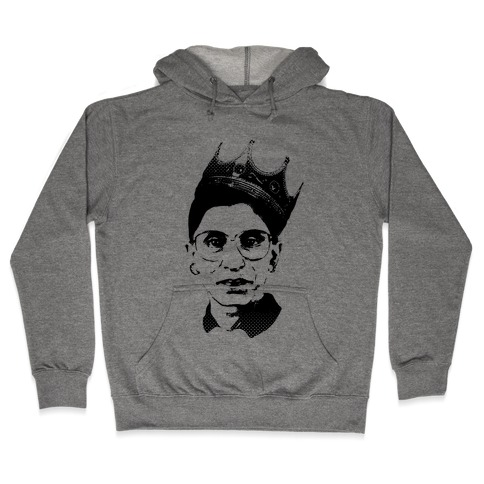 Notorious R.B.G. Hooded Sweatshirt