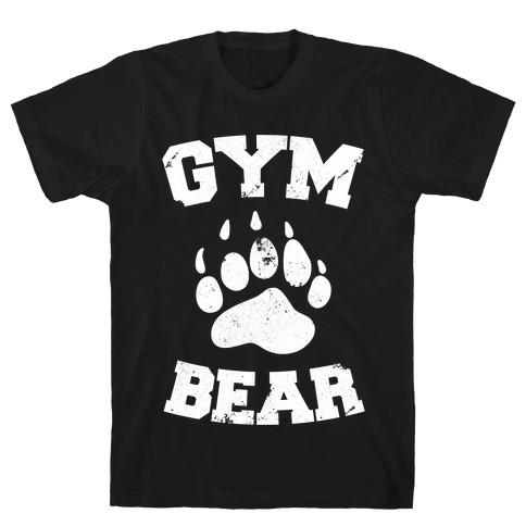 Gym Bear T-Shirt