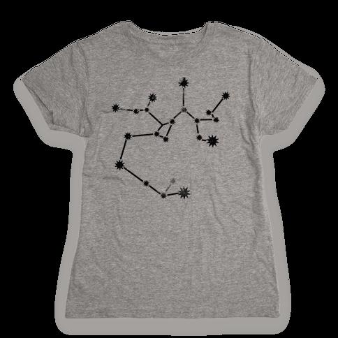 Sagittarius (tank) Womens T-Shirt