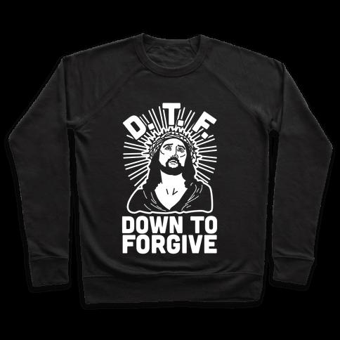 D.T.F. Jesus Pullover