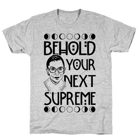 Behold Your Next Supreme Mens T-Shirt