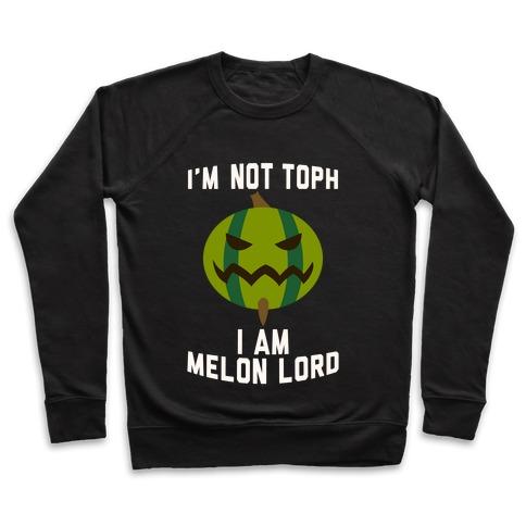 I Am Melon Lord Pullover