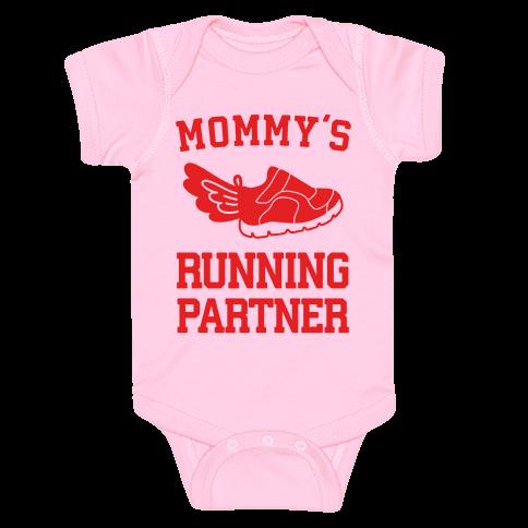Mommy's Running Partner