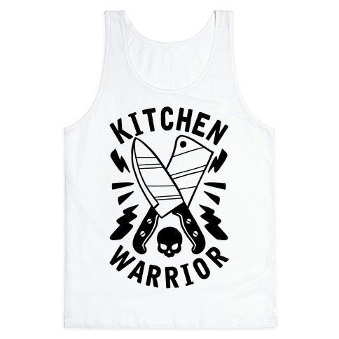 Kitchen Warrior Tank Top