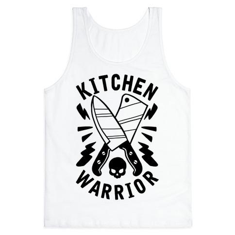 Kitchen Warrior Tank Top