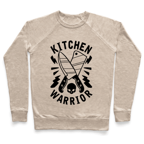 Kitchen Warrior Pullover