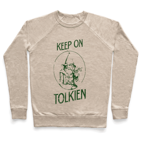 Keep On Tolkien! (Tank) Pullover