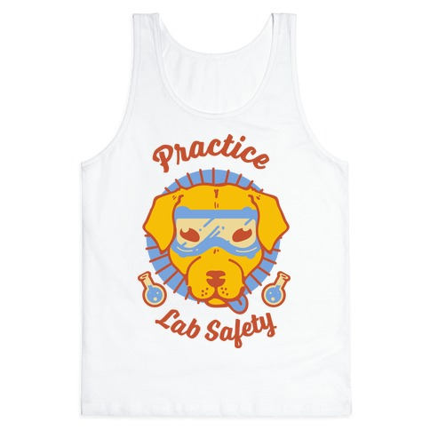 Practice Lab Safety Tank Top