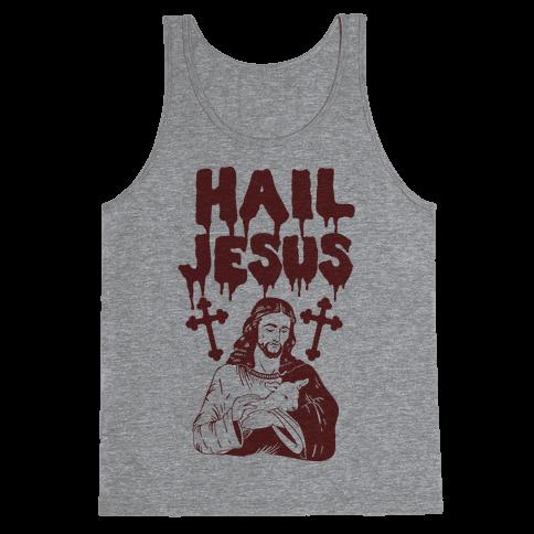 Hail Jesus Tank Top