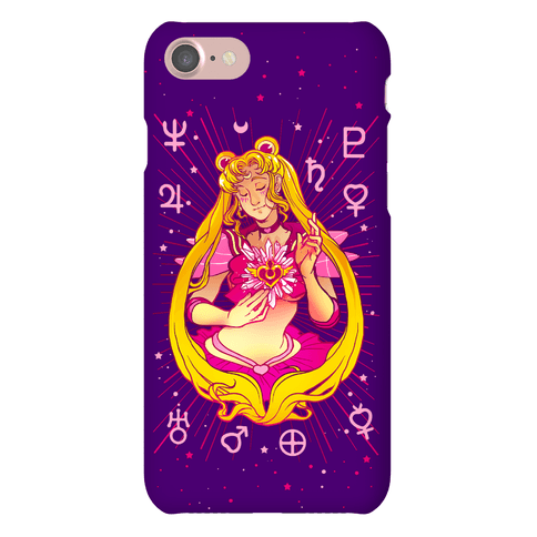 Saint Moon Phone Case