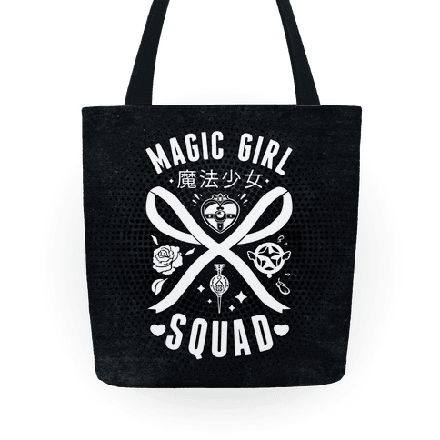 Magic Girl Squad Tote Tote