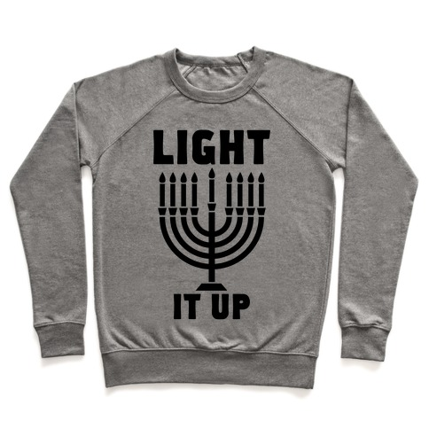Light It Up Pullover