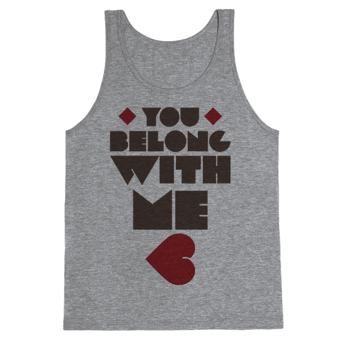 Sweet Hearts 2 (Tank) Tank Top
