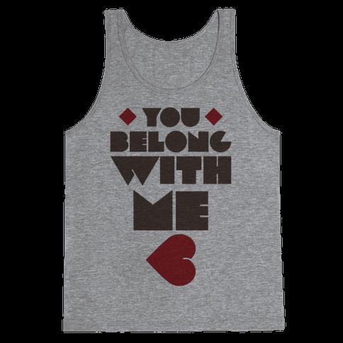 Sweet Hearts 2 (Tank) Tank Top