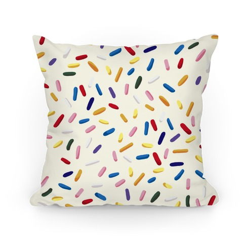 Sprinkle Pillow (Vanilla) Pillow