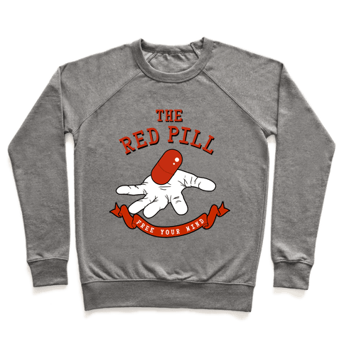 The Red Pill Pullover