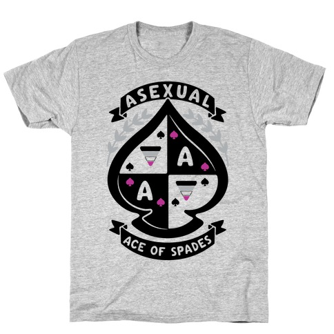 Asexual Crest T-Shirt