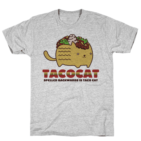 Tacocat Mens T-Shirt