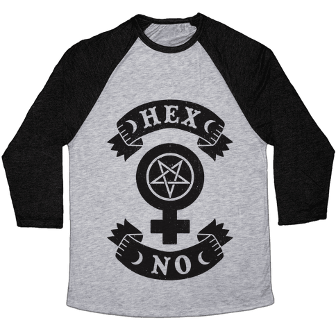 Hex No Baseball Tee