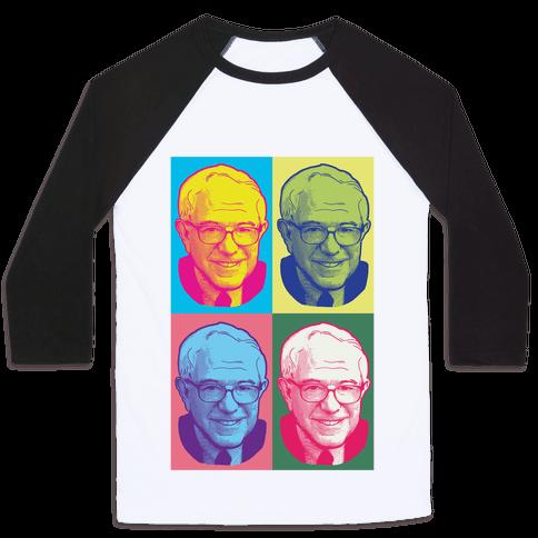 Pop Art Bernie Sanders